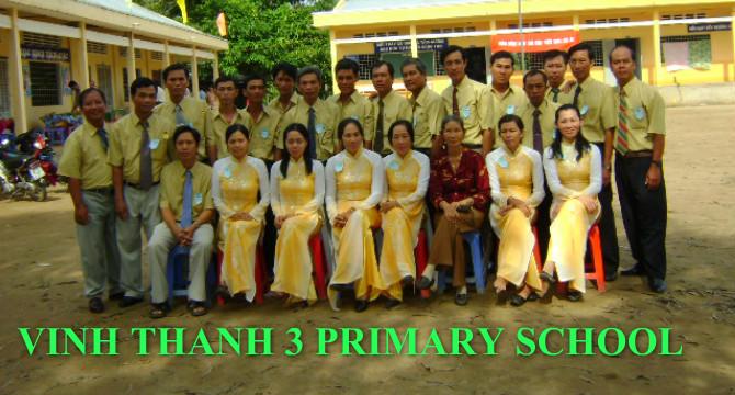 Tiểu học Vĩnh Thạnh 3